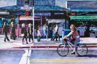 Riding the Bike Lane II